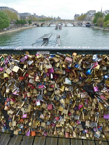 cadenas pont des arts 10