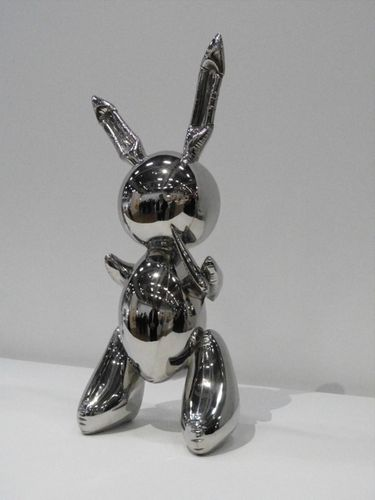 Koons Beaubourg Rabbit 6