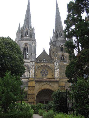 01 La cathédrale de Bayonne