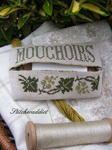 mouchoirs dos