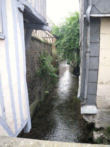 Pont-Audemer (27), Ruisseau des Pâtissiers