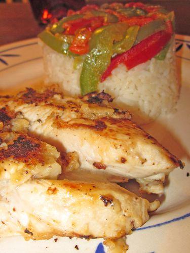 riz-poulet