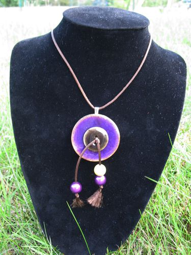 collier bouton 4