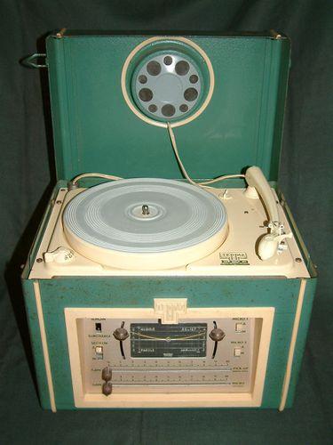 Audio TEPPAZ 730 TO