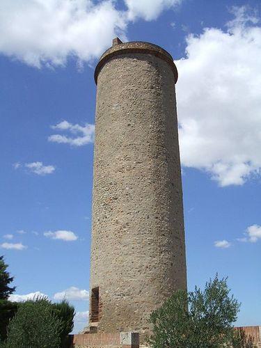 La tour ronde