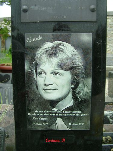 Tombe de Claude François (6) - Copie