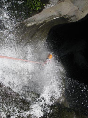 canyons de Fleurs jaunes et Bras Rouge 021
