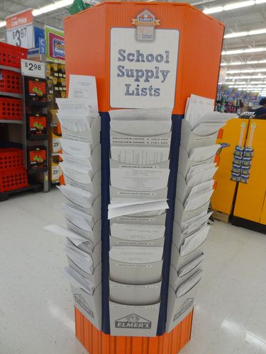 Back to school walmart 3
