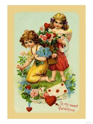 0-587-10512-7~To-My-Sweet-Valentine-Posters