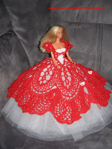 Barbie Princesse Rouge 2014 (3)