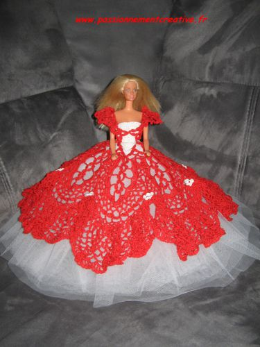Barbie Princesse Rouge 2014 (4)