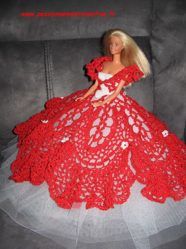 Barbie Princesse Rouge 2014 (5)