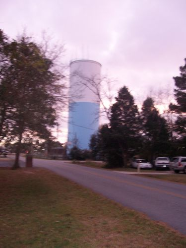 Water towers (2)