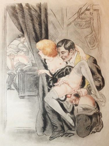 18th century themed mmf threesome - 2 part 6