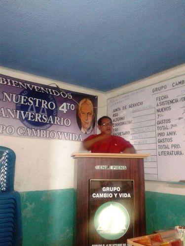 HONDURAS 72 tegucigalpa grupo cambio y vida