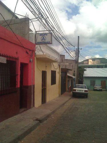 HONDURAS 9 grupo serenidad