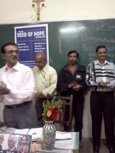 INDES 53 seed of hope group