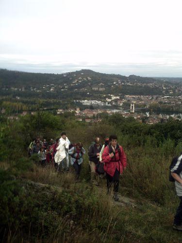 Rando.Mont Monnet-24-10-2010- 003