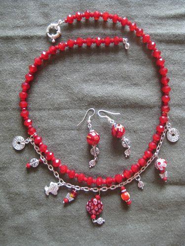 collier de charms