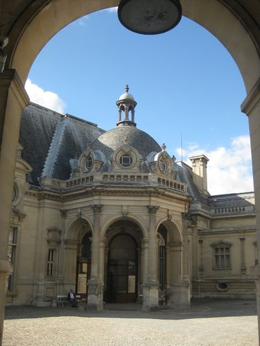 Chantilly chateau3