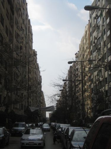 Caire rues