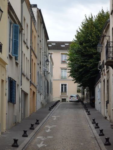 Rue Barrault - vue passage motant 2
