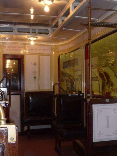 Ancien métro parisien