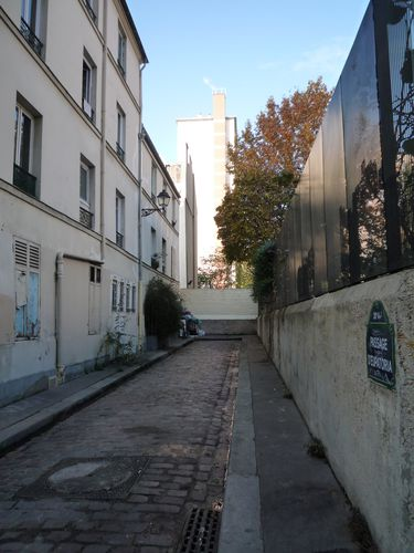 Passage Eupatoria - Paris XX