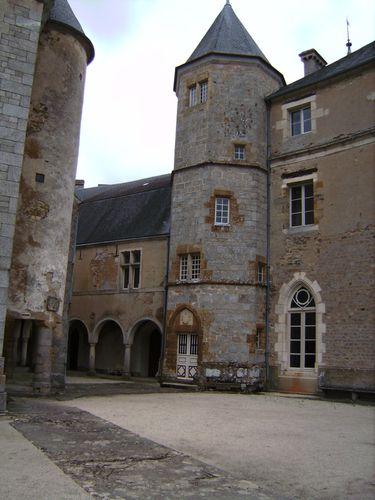 Château de Chastellux 7