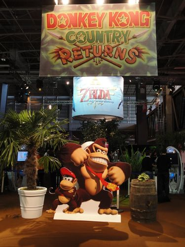 PGW Donkey Kong Country Returns