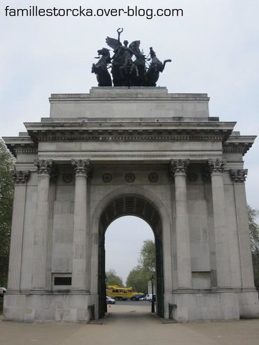london wellington arch