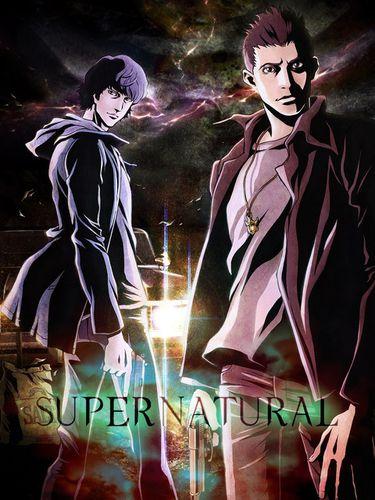 Supernatural - The Animation affiche