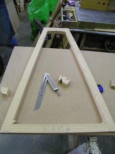 Commande sp ciale l ebeniste meubles originaux for Fabrication de miroir