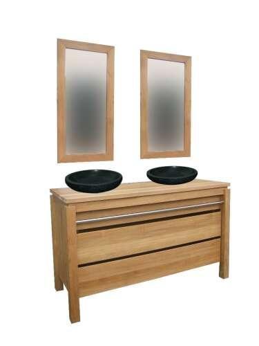 Notre meuble de salle de bain le blog de chrys axelle for Meuble de salle de bain chez but
