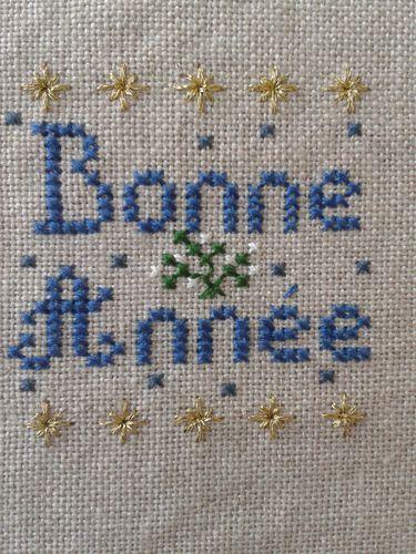RUCHEAIDEES BONNE ANNEE