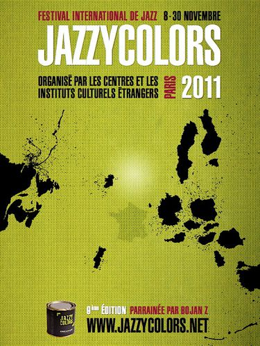Affiche Jazzycolors