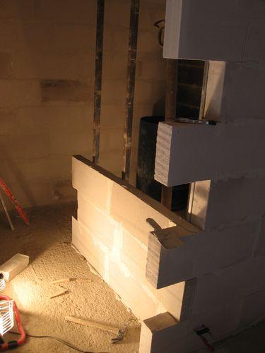 cloisons int rieurs actes 3 le c llulor autoconstruction maison basse energie 55. Black Bedroom Furniture Sets. Home Design Ideas