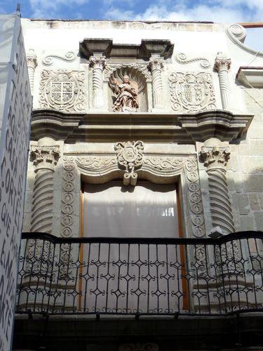 Oaxaca façade