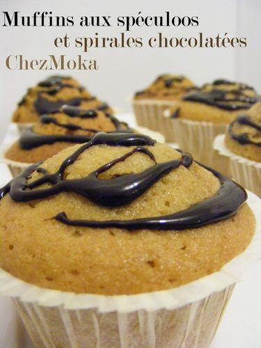 Muffins spéculoos