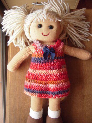 poupée robe (1)