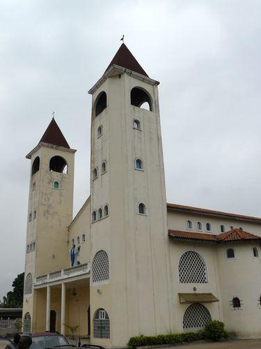 Loandjili-christ-Roi-eglise