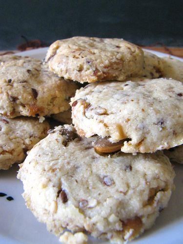 Cookies et sablés apéro. Soupe de pastèque 024