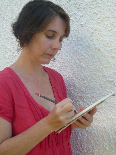 France Quatromme portrait auteur