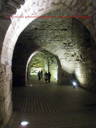 forteresse St Jean d'Acre