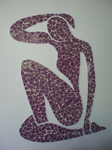 pour vous donner une ide de lchelle finale - Idees Mosaiques Image