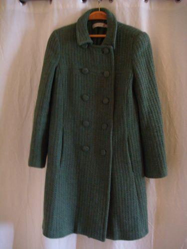 Manteau vert comptoir des cotonniers le vide dressing de - Vide dressing comptoir des cotonniers ...