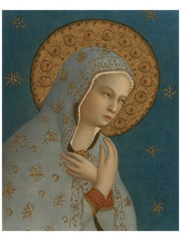 Vierge-Fra Angelico.