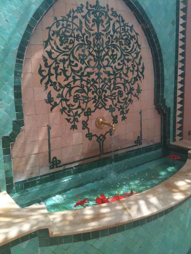 Marrakech havre de paix