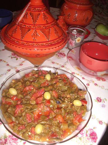 Hmiss salade de poivron grill cuisinestyle - Salade de poivron grille ...