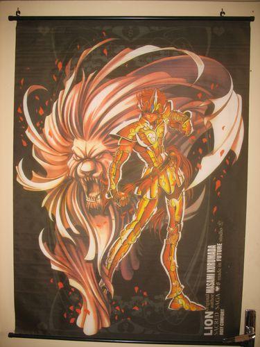 lion saint seiya (2)